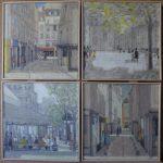 Paris-50x50-Huiles-sur-toile