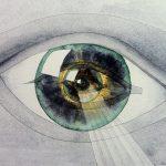 Oeil-en-abyme-50x70-Aquarelle