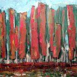 l'Orée-dune-Foret-49x57-Huile-sur-toile