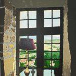 Vue du Marquis - 65x81 -Acrylique-sur-toile