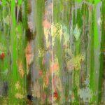 Idee-du-jardin-116x178-diptyque-Acrylique-sur-toile
