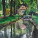 Courances-65x50-Huile