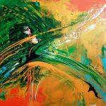 Garden-Secrets-100x100-Acrylique-sur-toile