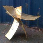 Troika-1-50x30x40-bronze
